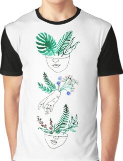 Flora y fauna Graphic T-Shirt