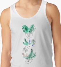 Flora y fauna Men's Tank Top