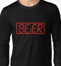 Beer O'Clock Long Sleeve T-Shirt