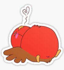 Go!Robins! - Fat Jason Sticker