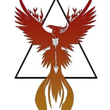 Little Phoenix by InvisibleRain
