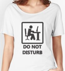 Gaming - DO NOT DISTURB Women's Relaxed Fit T-Shirt
