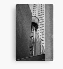 Water Tower   New York City, New York Canvas Print