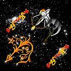 Sagittarius - Astrology Signs by Trinton TrinityHawk Garrett