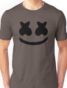 Marshmello Black Unisex T-Shirt