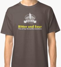 Bitter and Sour Classic T-Shirt