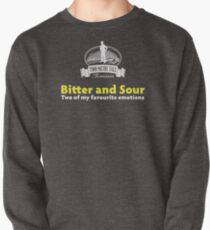 Bitter and Sour Pullover