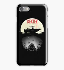Dexter - Into the Depths iPhone Case/Skin