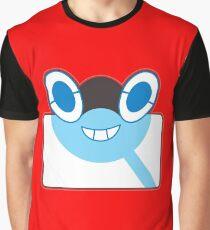 Rottom Pokedex - Pokemon Sun and Moon Graphic T-Shirt