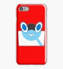 Rottom Pokedex - Pokemon Sun and Moon iPhone Case/Skin