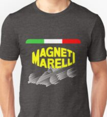 MAgneti Marelli Italian Tune up Racing Unisex T-Shirt