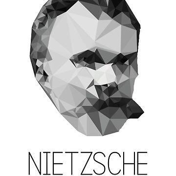 Nietzsche by Spottyfriend