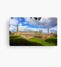 St Andrews Cathedral Canvas Print