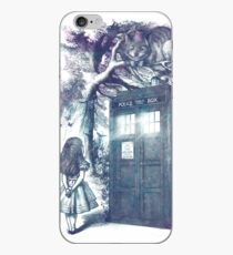 WHO is in wonderland iPhone Case