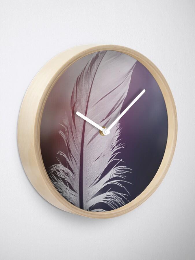 Vista alternativa de Reloj Pluma en tonos pastel