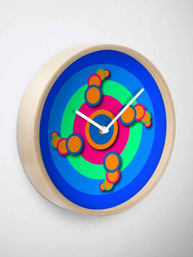 Alternate view of Tetrad Clock