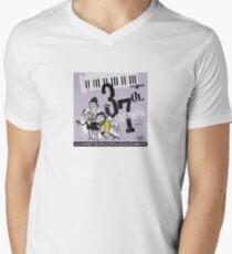 SHAOLIN JAZZ - Hi Fi Men's V-Neck T-Shirt