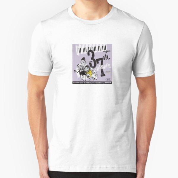 SHAOLIN JAZZ - Hi Fi Slim Fit T-Shirt