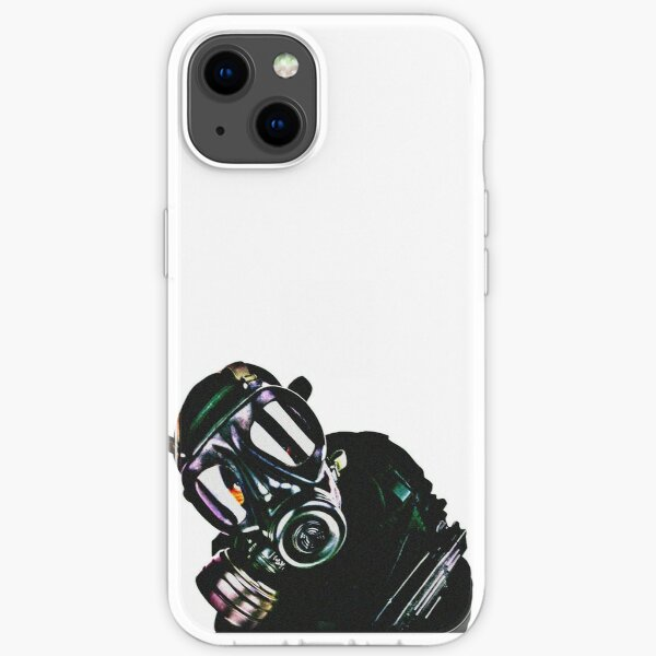 Military Man iPhone Soft Case
