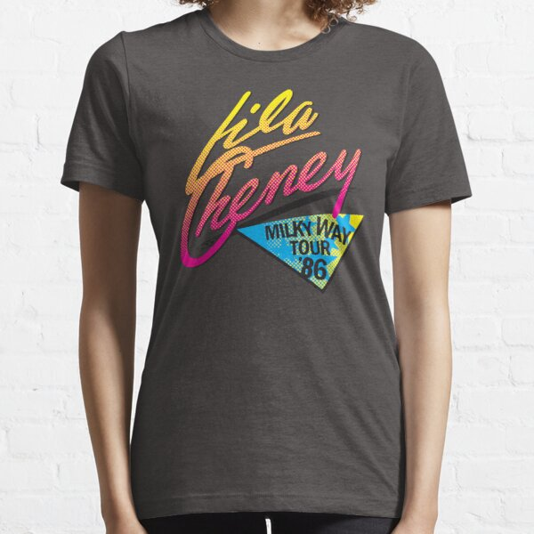 Lila Cheney Milky Way Tour 86 Essential T-Shirt