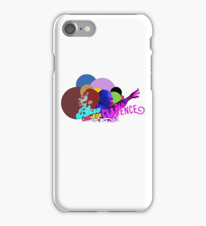 Blow One for Clarence - Pt 1 iPhone Case/Skin
