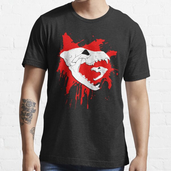Alpha Wolf Eat Wolf Essential T-Shirt
