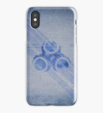 Legend of Zelda - Nayru's Pearl Weathered iPhone Case/Skin