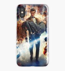 Matt Smith iPhone Case/Skin
