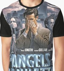 The Angels take Manhattan Graphic T-Shirt