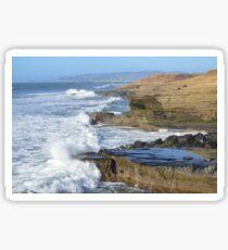 Sunset Cliffs ~ California Sticker