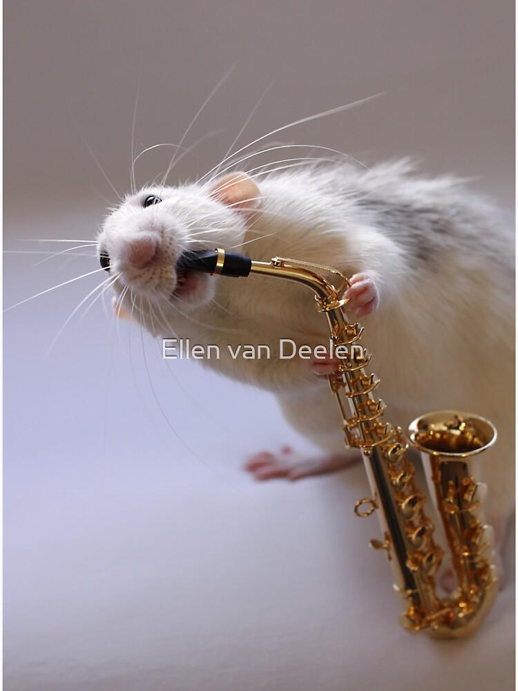My new Saxophone! by Ellen