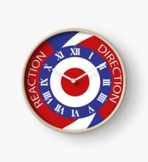 Direction Reaction Mod Target design Clock