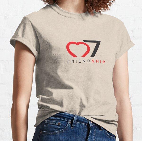 o7 (Heart) Friendship Classic T-Shirt