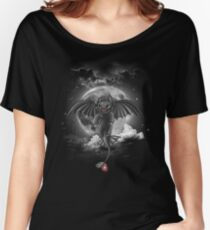 Night Fury Women's Relaxed Fit T-Shirt