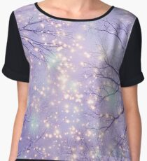 Each Moment of the Year Chiffon Top