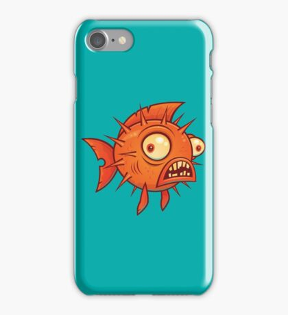 Pufferfish iPhone Case/Skin