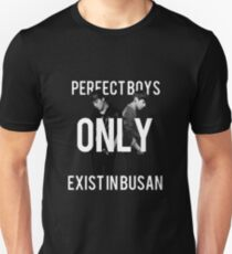 Perfect boys only exist in busan Unisex T-Shirt