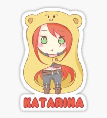Katarina Chibi Sticker