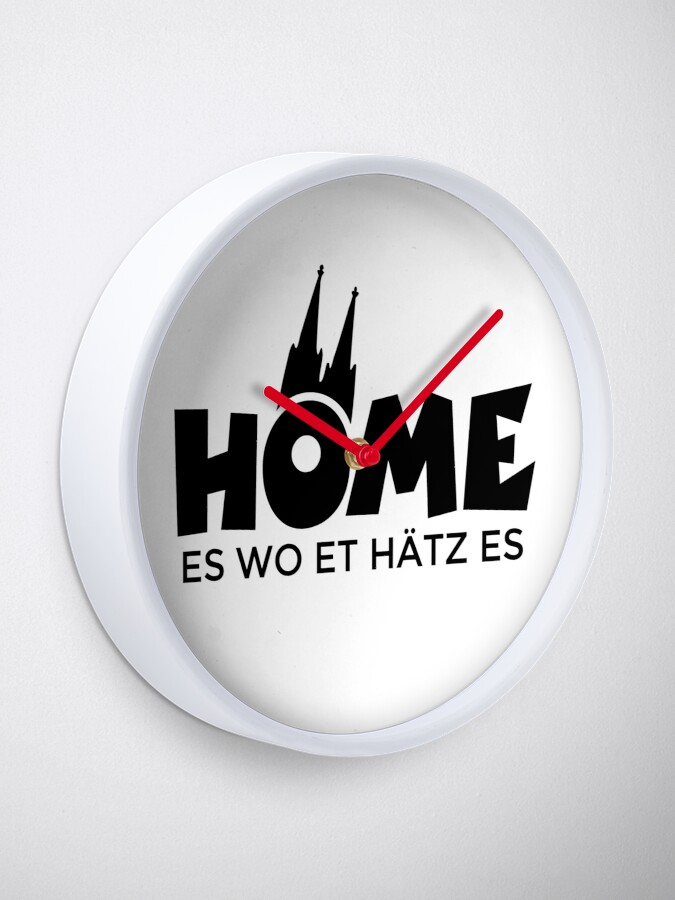 Alternative Ansicht von Home es wo et Hätz es Uhr