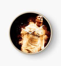 Cristiano Ronaldo 'CR7' Fire Design Clock