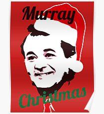 Murray Christmas Poster