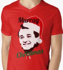 Murray Christmas Men's V-Neck T-Shirt