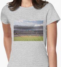 Yankee Stadium Women's Fitted T-Shirt