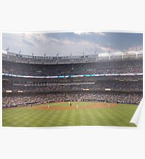 Yankee Stadium Poster