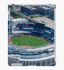 Yankee Stadium From Above iPad Case/Skin