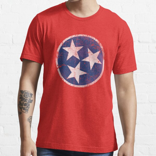 Vintage State Flag of Tennessee Essential T-Shirt
