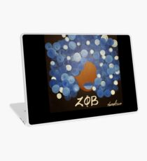 Zeta Phi Beta Diva Laptop Skin