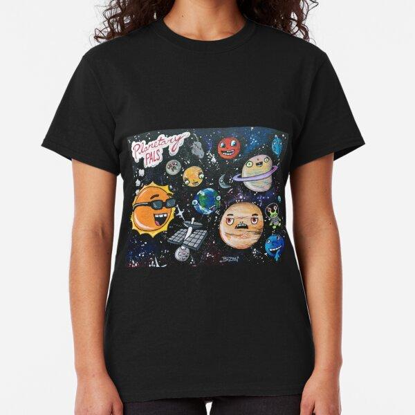 """Planetary Pals"" Classic T-Shirt"