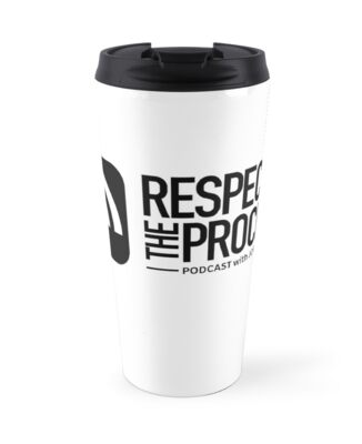 Official Respect The Process Merch by Jordan Brady