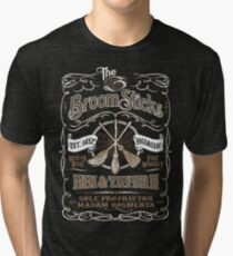 The Three Broomsticks Inn & Tavern Tri-blend T-Shirt